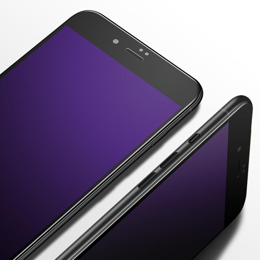 Kính Cường Lực 3D Chống Ánh Sáng Xanh Cho iPhone 7 Plus ESR