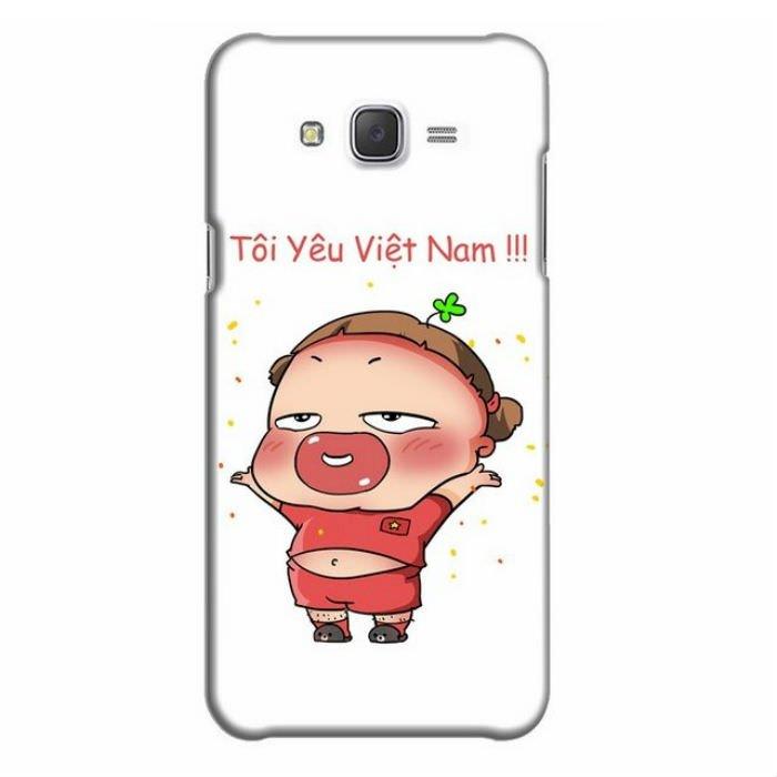 Ốp Lưng Dành Cho Samsung Galaxy J5 Quynh Aka 1