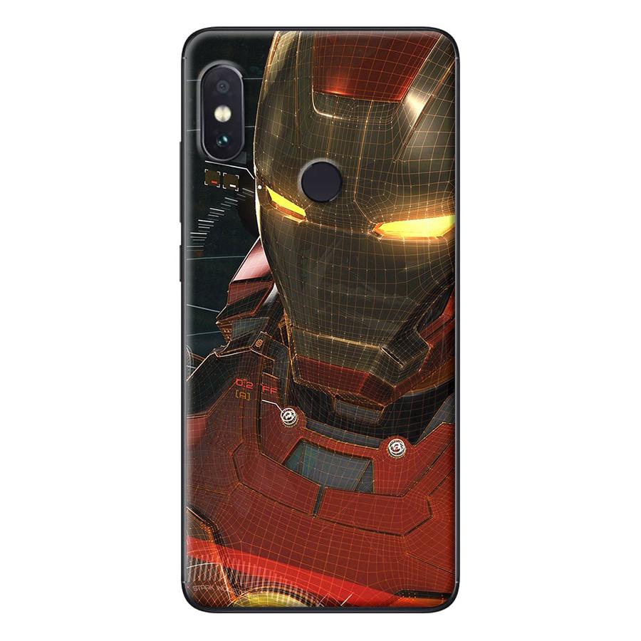 Ốp Lưng Dành Cho Xiaomi Redmi Note 5 Ironman giả tưởng