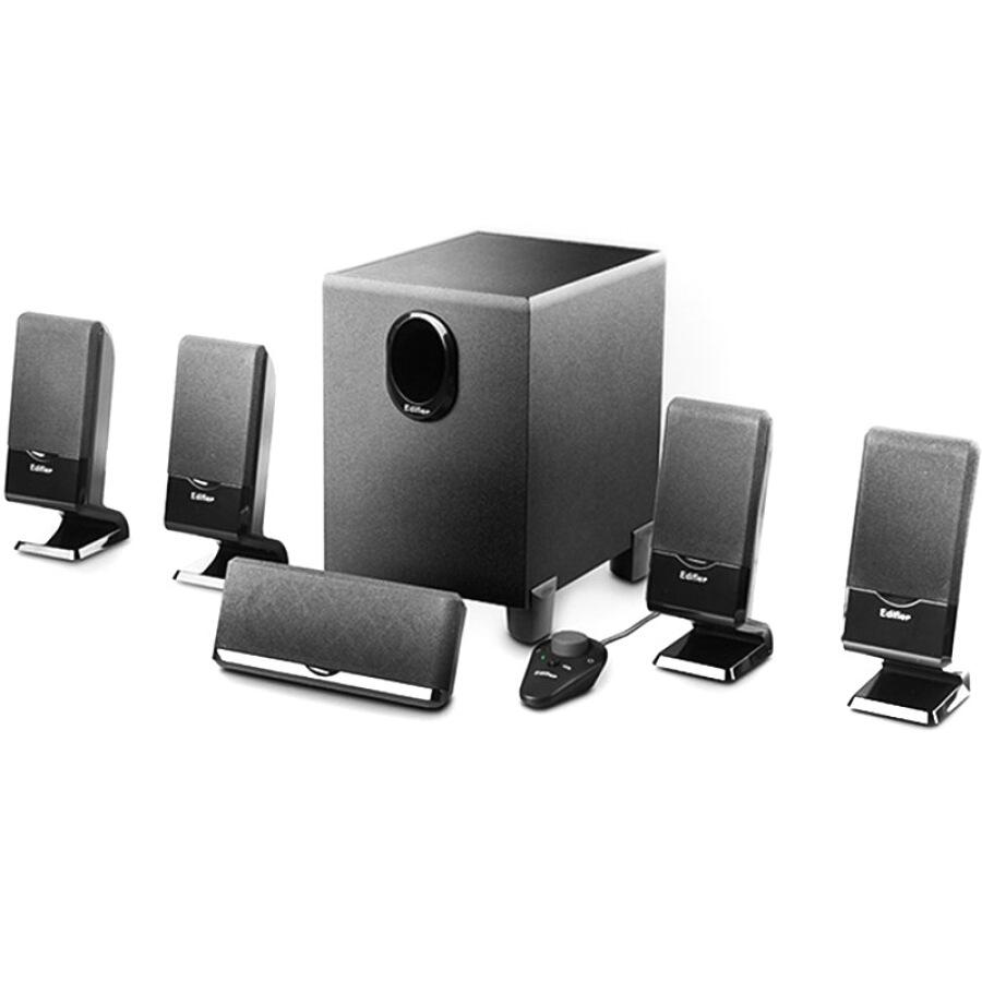 Edifier (EDIFIER) R151T 5.1-channel multimedia speaker sound black - 1584213 , 3613365858116 , 62_10461152 , 1692000 , Edifier-EDIFIER-R151T-5.1-channel-multimedia-speaker-sound-black-62_10461152 , tiki.vn , Edifier (EDIFIER) R151T 5.1-channel multimedia speaker sound black