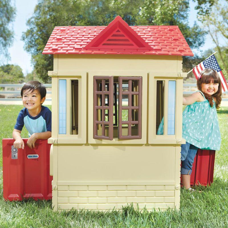 Nhà chơi cho bé Little Tikes Cape Cottage LT-637902E3
