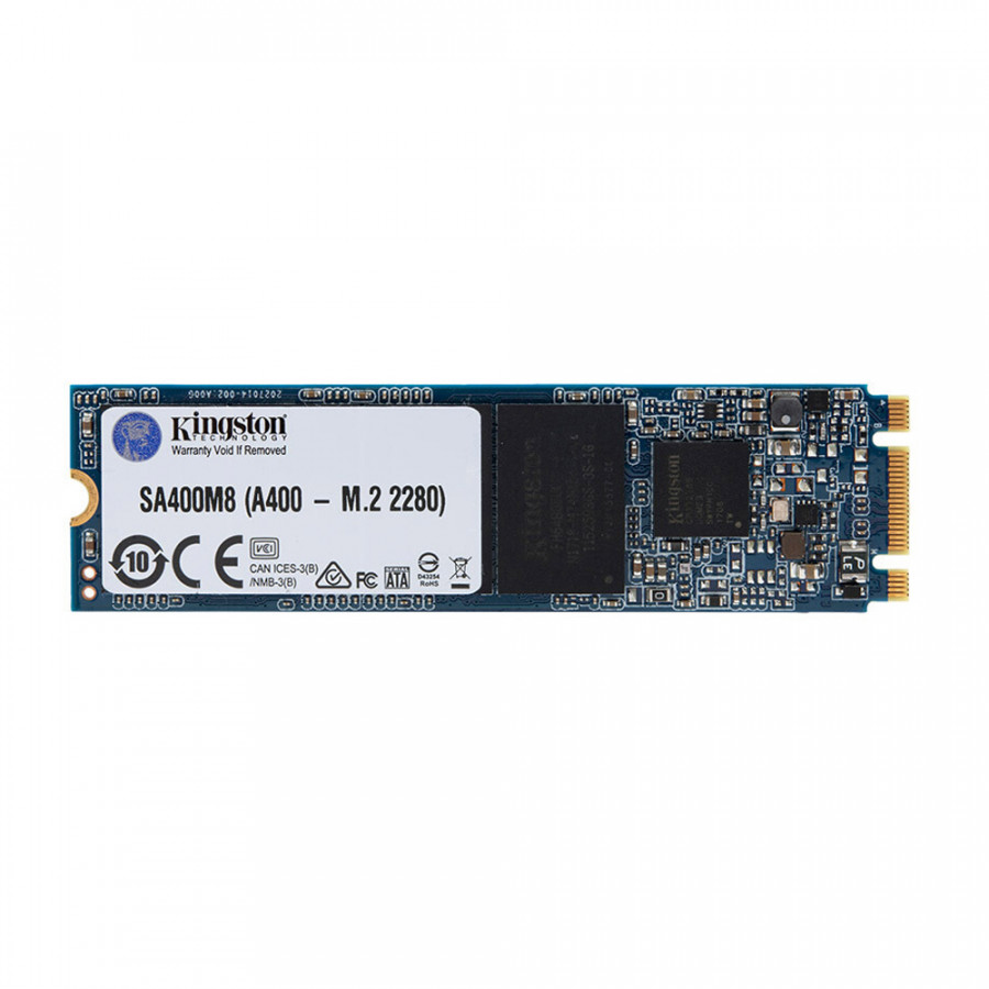 Kingston A400 M.2 2280 SSD Solid State Drive Fast Speed 240GB - 9797329 , 1546123475350 , 62_16998888 , 1628000 , Kingston-A400-M.2-2280-SSD-Solid-State-Drive-Fast-Speed-240GB-62_16998888 , tiki.vn , Kingston A400 M.2 2280 SSD Solid State Drive Fast Speed 240GB