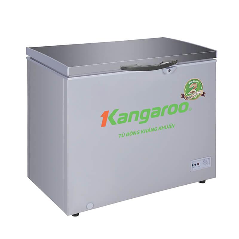 Tủ đông kháng khuẩn Kangaroo KG428VC1 428L 1 ngăn, 1 cánh