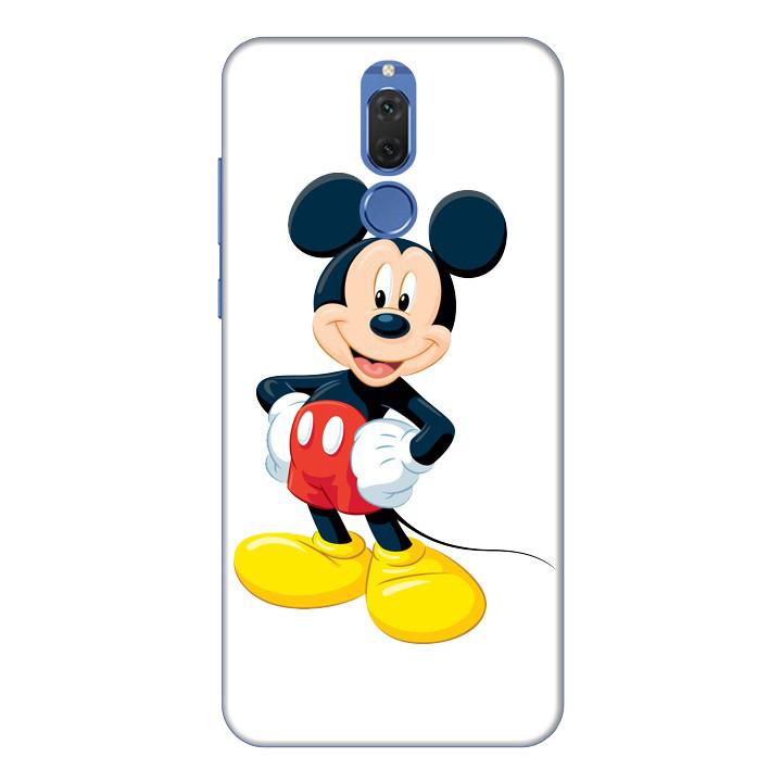 Ốp Lưng Dành Cho Điện Thoai Huawei Nova 2i Chuột Mickey - Mẫu 1