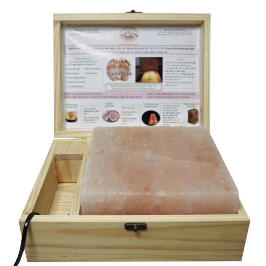 Hộp massage chân bằng đá muối chính hãng Paskistan (Phiên bản đá Phẳng) - 2009899 , 9542250411607 , 62_9812791 , 790000 , Hop-massage-chan-bang-da-muoi-chinh-hang-Paskistan-Phien-ban-da-Phang-62_9812791 , tiki.vn , Hộp massage chân bằng đá muối chính hãng Paskistan (Phiên bản đá Phẳng)