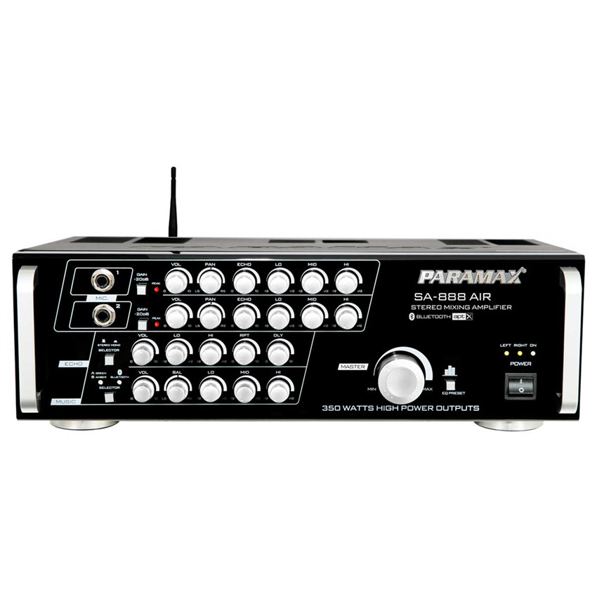 Ampli Paramax SA-888 AIR - 1193701 , 9419075403813 , 62_4980255 , 5390000 , Ampli-Paramax-SA-888-AIR-62_4980255 , tiki.vn , Ampli Paramax SA-888 AIR