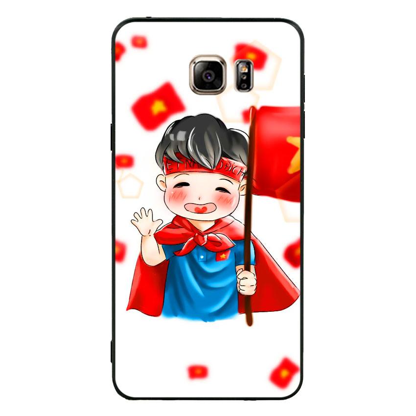 Ốp Lưng Viền TPU Cho Samsung Galaxy Note 5 - U23 Mẫu 6