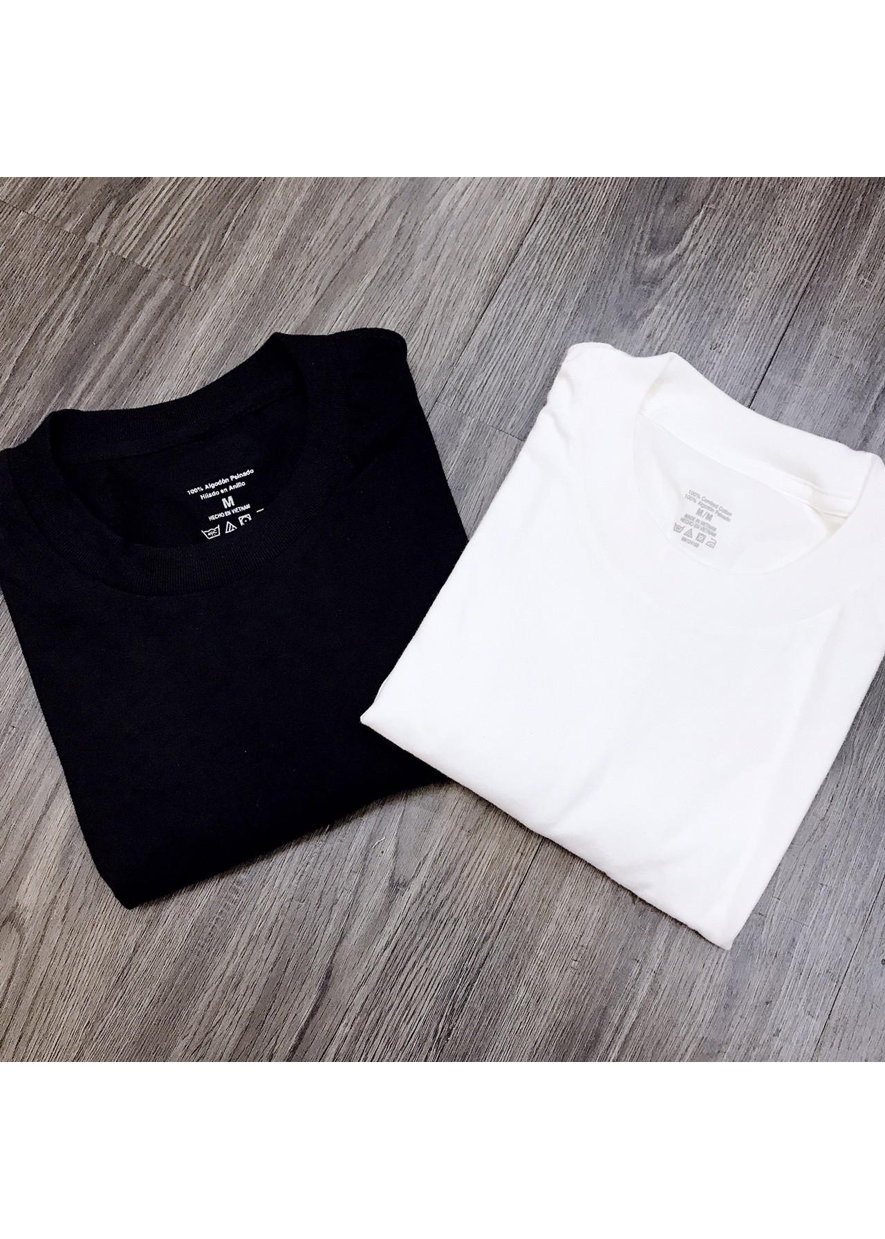 Combo 2 áo thun nam , áo phông nam chất liệu cao cấp L002
