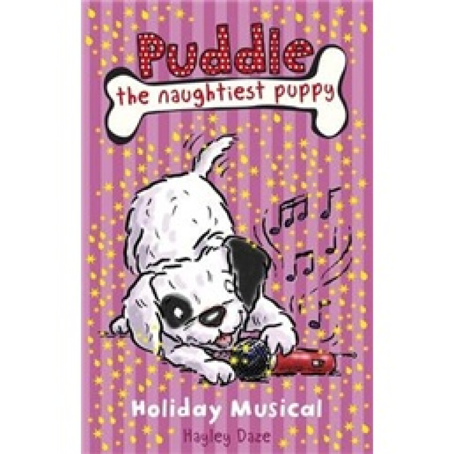 Puddle the Naughtiest Puppy: Holiday Musical: Book 11