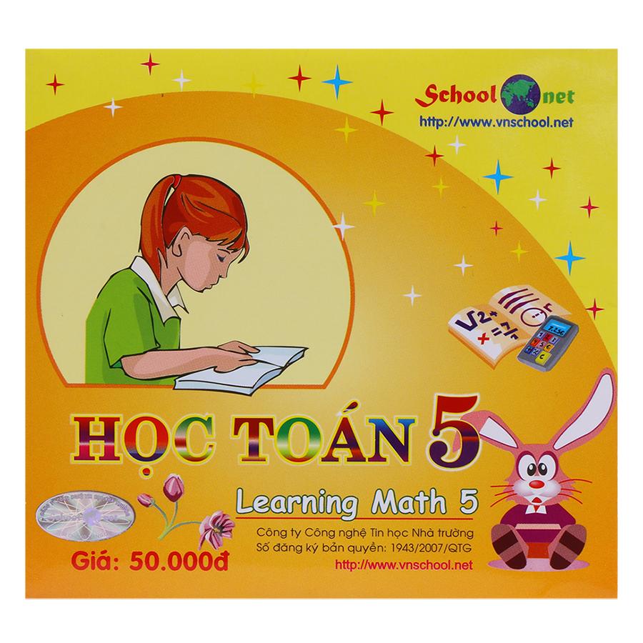 Phần Mềm Học Toán Lớp 5 HT5