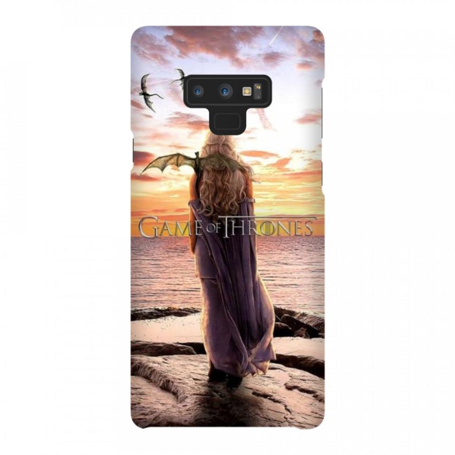 Ốp Lưng Cho Điện Thoại Samsung Galaxy Note 9 Game Of Thrones - Mẫu 329