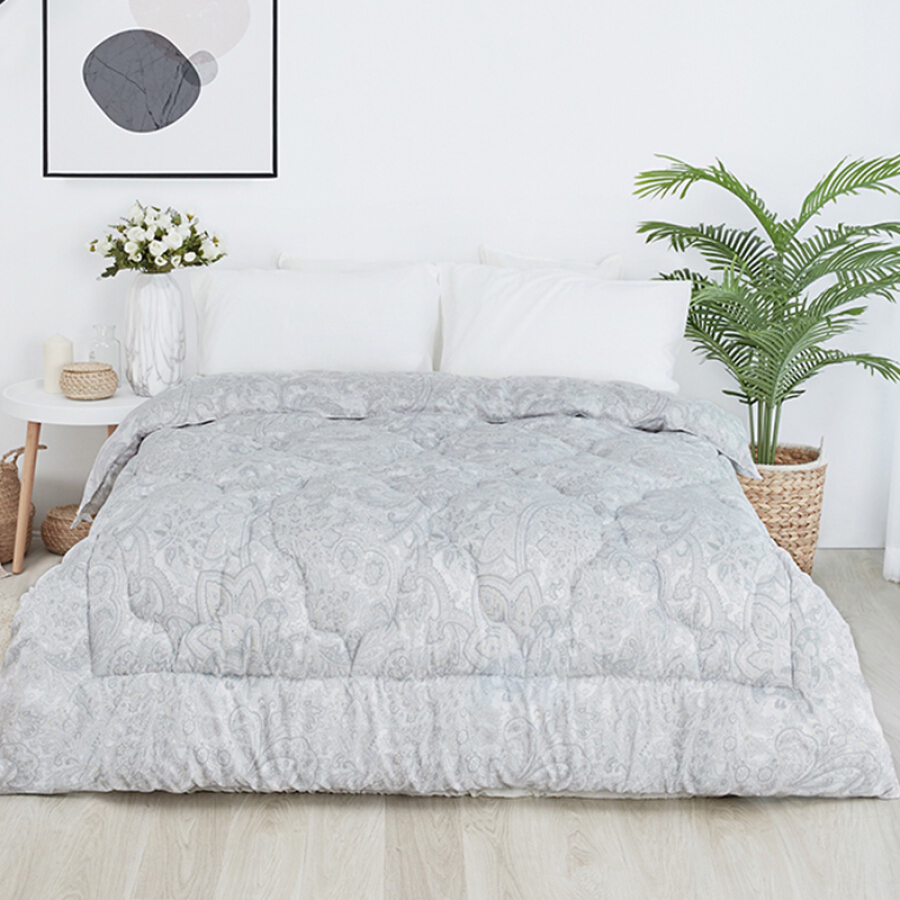 Jia Bai quilts winter is charm blue super soft fiber was sanding touch soft skin 200 * 230 double [Jingdong own brand] - 1475340 , 5257621038805 , 62_10466312 , 866000 , Jia-Bai-quilts-winter-is-charm-blue-super-soft-fiber-was-sanding-touch-soft-skin-200-230-double-Jingdong-own-brand-62_10466312 , tiki.vn , Jia Bai quilts winter is charm blue super soft fiber was sandi