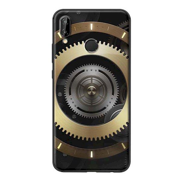 Ốp Lưng Dành Cho Huawei Nova 3E Bánh Răng Đồng
