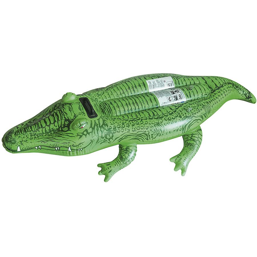 Combo Phao bơi cá sấu - Tặng kính bơi Match/ Top Junior hoặc Nón bơi trẻ em/ người lớn