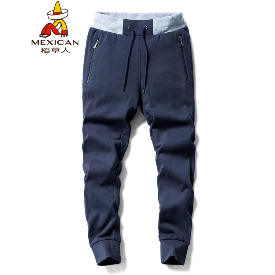 Scarecrow (MEXICAN) Wei pants men