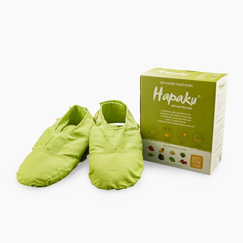 Túi chườm nóng thảo dược giảm đau bàn chân dùng lò vi sóng - Hapaku - 806449 , 8696329888010 , 62_14423628 , 688000 , Tui-chuom-nong-thao-duoc-giam-dau-ban-chan-dung-lo-vi-song-Hapaku-62_14423628 , tiki.vn , Túi chườm nóng thảo dược giảm đau bàn chân dùng lò vi sóng - Hapaku