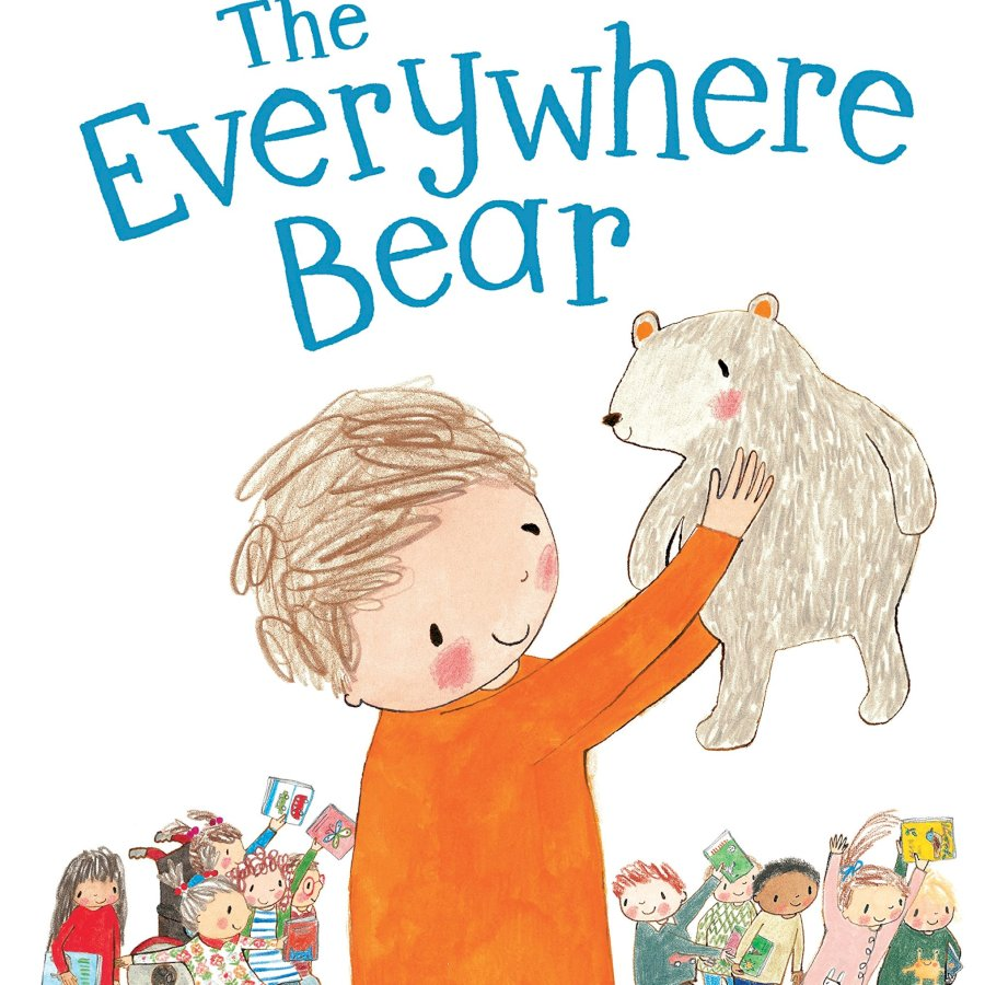 The Everywhere Bear - 1157418 , 5845326079140 , 62_4593857 , 396000 , The-Everywhere-Bear-62_4593857 , tiki.vn , The Everywhere Bear