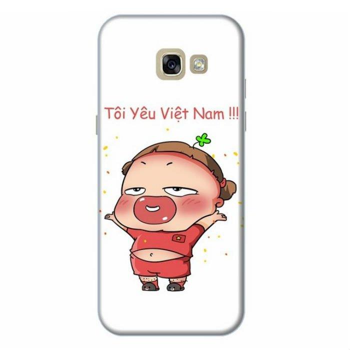 Ốp Lưng Dành Cho Samsung Galaxy A5 2017 Quynh Aka 1