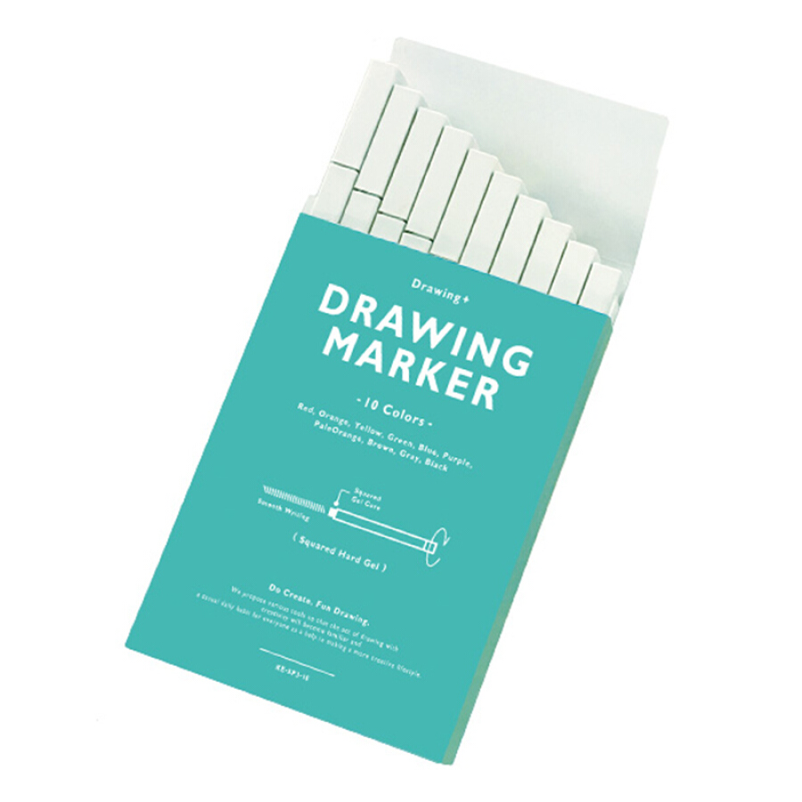 Bút Nhớ Và Vẽ 5 Màu Kokuyo Ke-Sp3-5