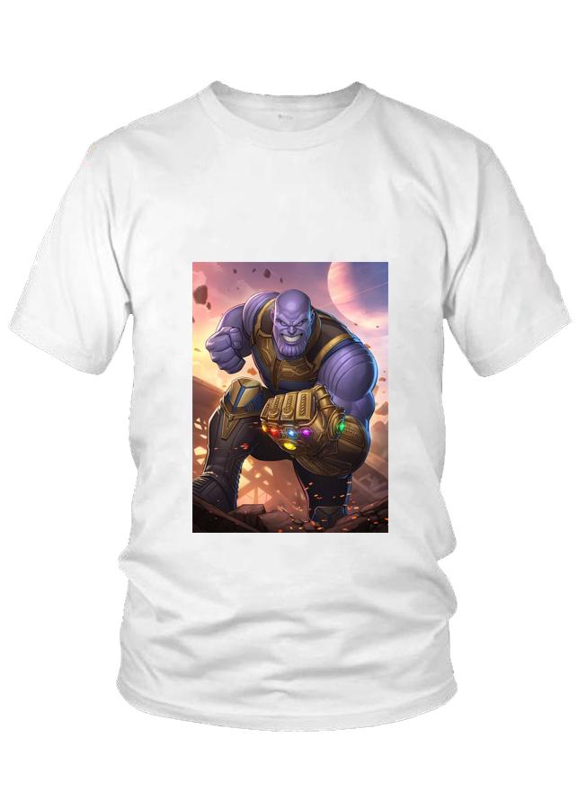 Áo thun nữ thời trang Thanos Mẫu 6 - 8134951 , 5565414443560 , 62_16434735 , 179000 , Ao-thun-nu-thoi-trang-Thanos-Mau-6-62_16434735 , tiki.vn , Áo thun nữ thời trang Thanos Mẫu 6