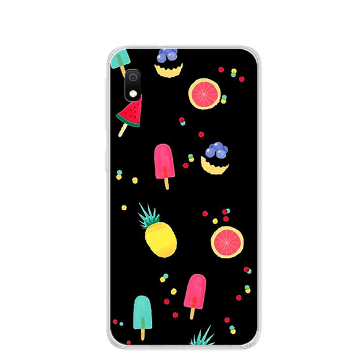 Ốp lưng dẻo cho điện thoại Samsung Galaxy A10 - 0181 SUMMER02 - Hàng Chính Hãng