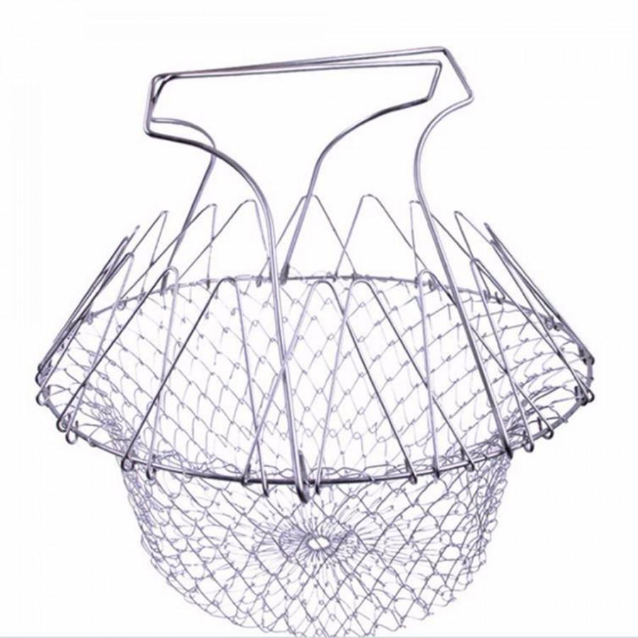 Rổ Nhúng Inox Chef Basket
