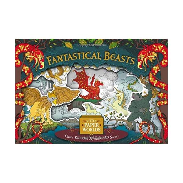 Fantastical Beasts - 1695931 , 4953113756172 , 62_11778045 , 320000 , Fantastical-Beasts-62_11778045 , tiki.vn , Fantastical Beasts