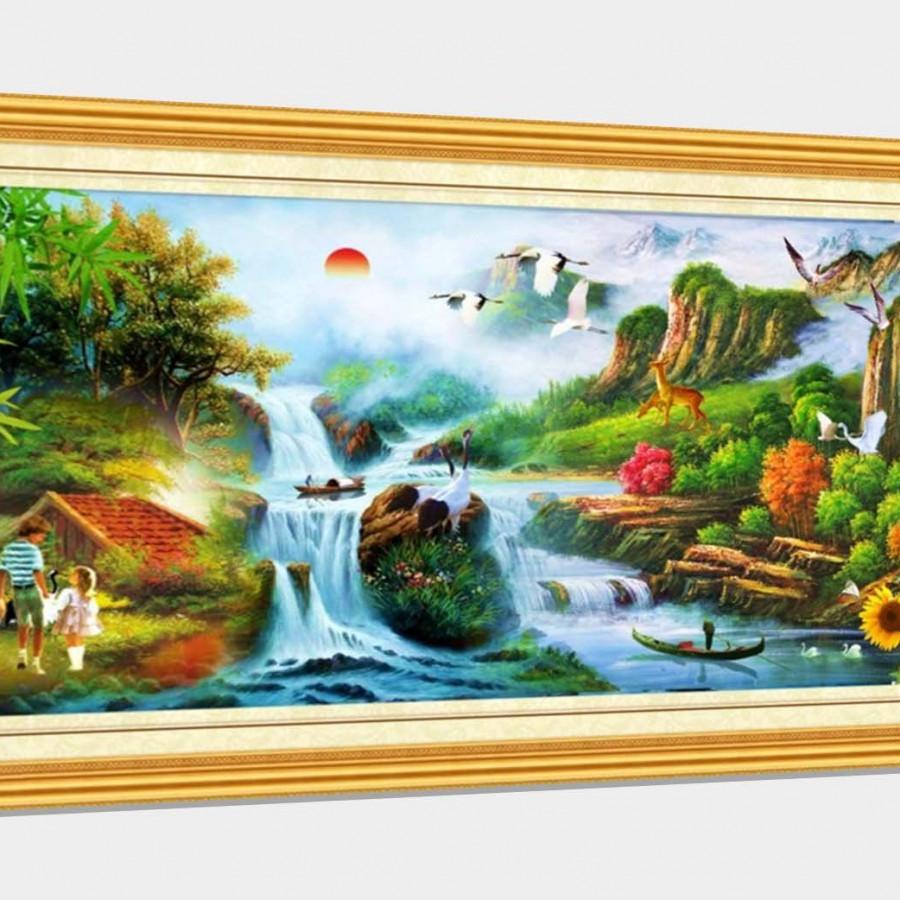 Tranh sơn dầu phong cảnh Châu Âu đặc sắc - tranh gỗ treo tường cao cấp - SD81x - 4967055 , 2258928509503 , 62_13804517 , 1500000 , Tranh-son-dau-phong-canh-Chau-Au-dac-sac-tranh-go-treo-tuong-cao-cap-SD81x-62_13804517 , tiki.vn , Tranh sơn dầu phong cảnh Châu Âu đặc sắc - tranh gỗ treo tường cao cấp - SD81x