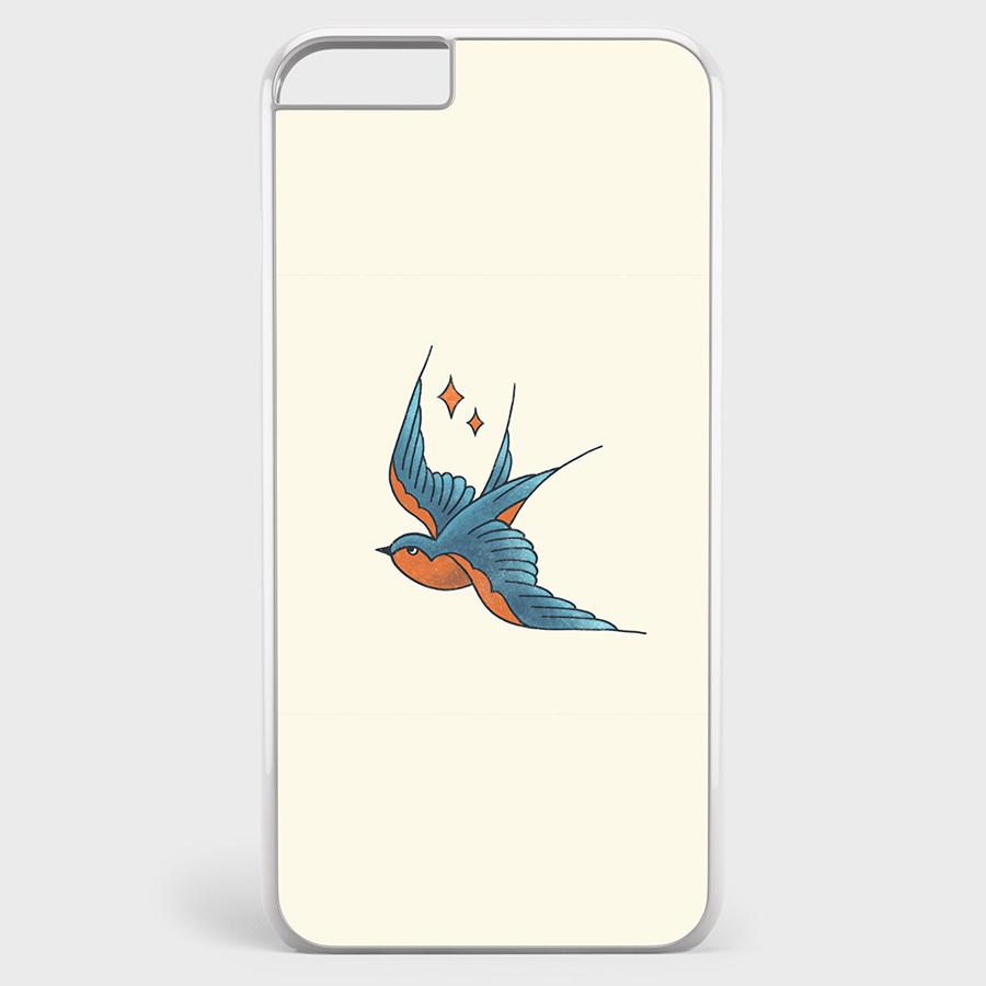 Ốp Lưng Dẻo Dành Cho Iphone 6 Plus In Hình Art Print 77