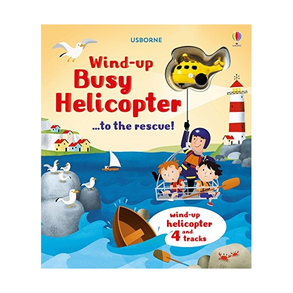 Wind-Up Busy Helicopter... to the Rescue