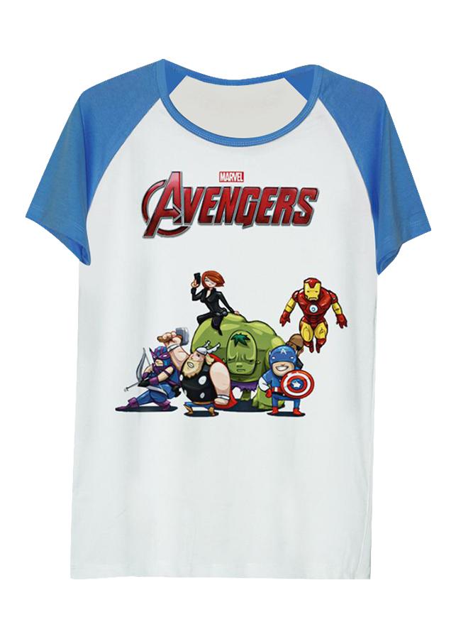 Áo Thun Unisex In Hình Chibi Biệt Đội Avengers - ATFF261 - 1392290 , 4990686455743 , 62_11970002 , 229000 , Ao-Thun-Unisex-In-Hinh-Chibi-Biet-Doi-Avengers-ATFF261-62_11970002 , tiki.vn , Áo Thun Unisex In Hình Chibi Biệt Đội Avengers - ATFF261