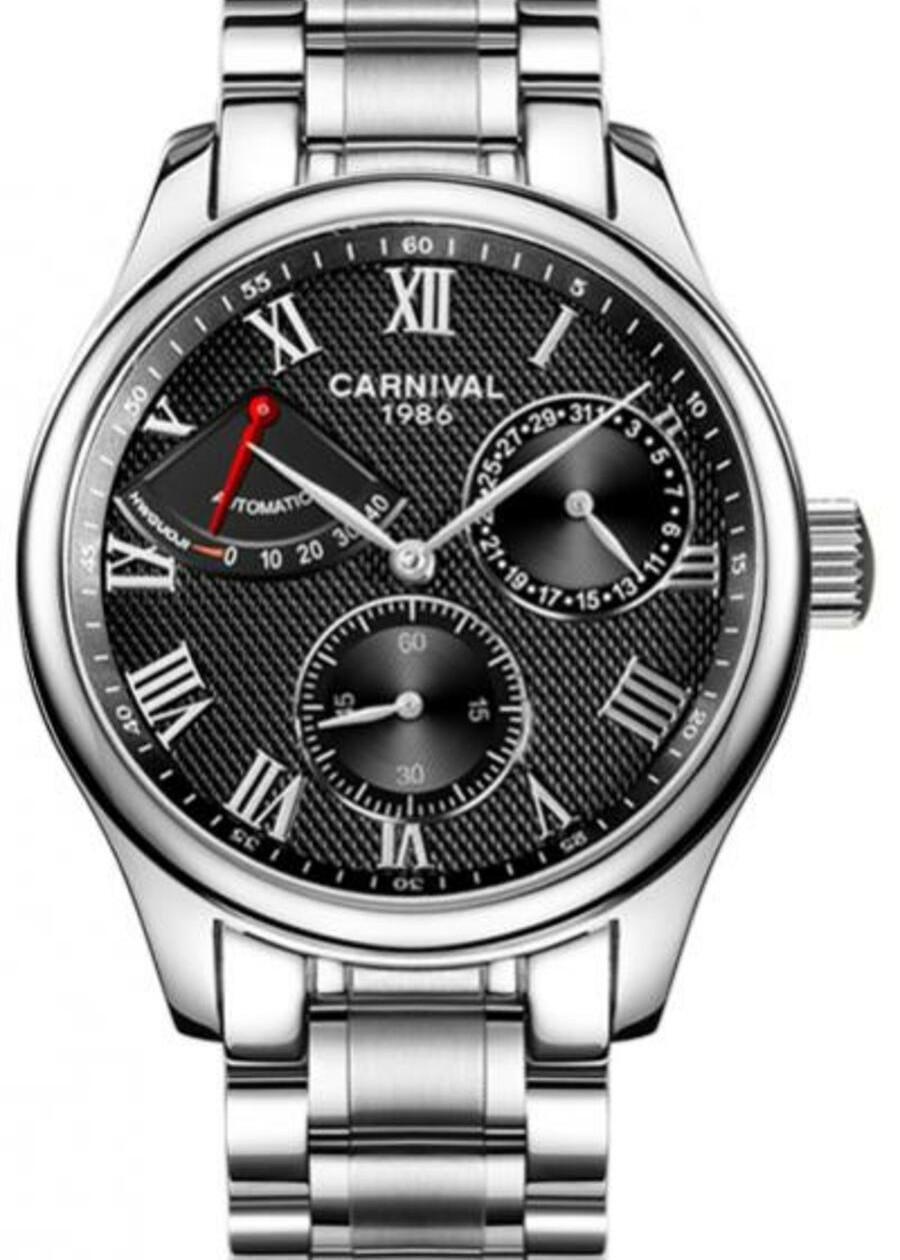 Đồng hồ nam Carnival G77301.102.011