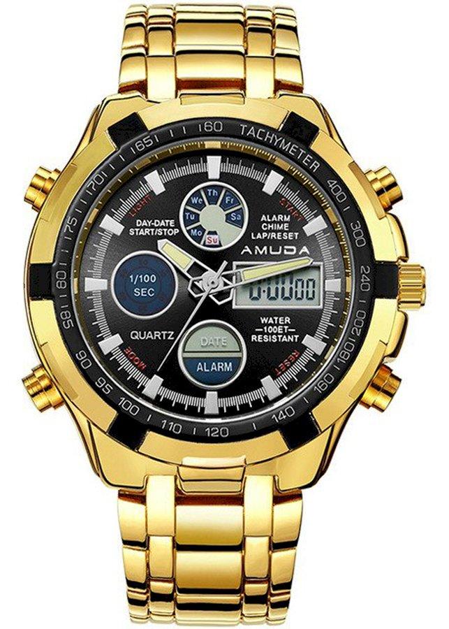 Đồng hồ AMUDA AM2002 đồng hồ kim kết hợp với led cực độc - 898097 , 6030365992638 , 62_4369799 , 700000 , Dong-ho-AMUDA-AM2002-dong-ho-kim-ket-hop-voi-led-cuc-doc-62_4369799 , tiki.vn , Đồng hồ AMUDA AM2002 đồng hồ kim kết hợp với led cực độc