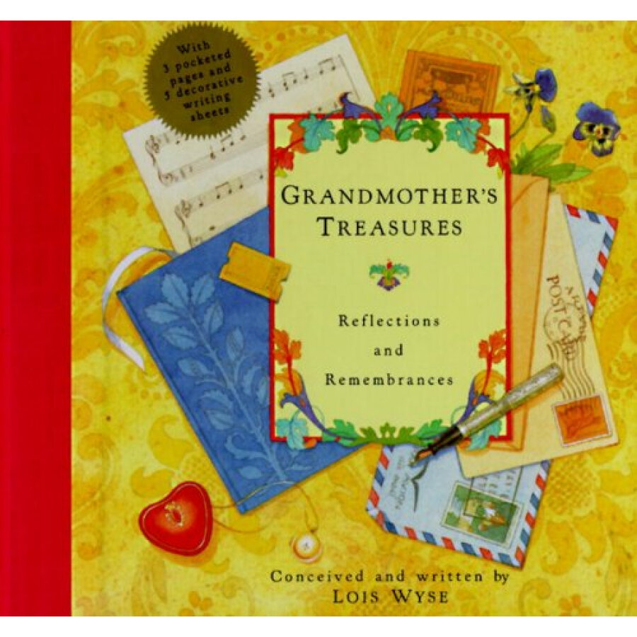 Grandmothers Treasures: Reflections and Remembr - 1239152 , 8708987101056 , 62_5277077 , 347000 , Grandmothers-Treasures-Reflections-and-Remembr-62_5277077 , tiki.vn , Grandmothers Treasures: Reflections and Remembr