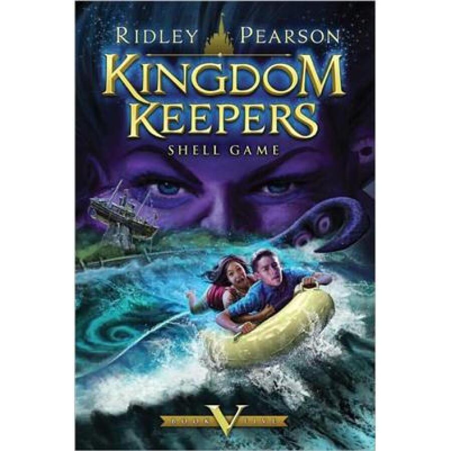Kingdom Keepers V: Shell Game - 1239432 , 1856981259499 , 62_5278665 , 362000 , Kingdom-Keepers-V-Shell-Game-62_5278665 , tiki.vn , Kingdom Keepers V: Shell Game
