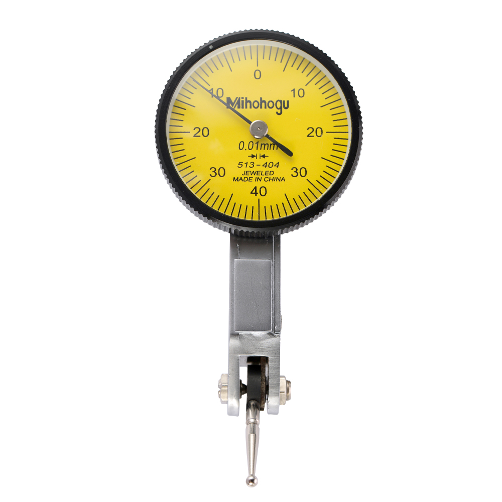 Shockproof Waterproof Leverage Dial In dicator Measurement In strument Precision Tool With 0.01mm Accuracy 0-0.8mm