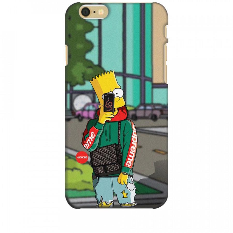 Ốp lưng dành cho điện thoại IPHONE 6 Bart Simpson - 1257154 , 9673125899562 , 62_7708952 , 150022 , Op-lung-danh-cho-dien-thoai-IPHONE-6-Bart-Simpson-62_7708952 , tiki.vn , Ốp lưng dành cho điện thoại IPHONE 6 Bart Simpson