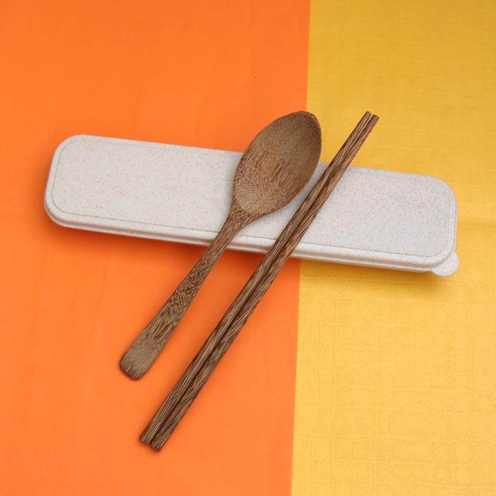 Bộ đồ ăn 2 món (muỗng + đũa) chất liệu gỗ có hộp đẹp đi kèm - 2169269 , 8433956464039 , 62_13896866 , 175000 , Bo-do-an-2-mon-muong-dua-chat-lieu-go-co-hop-dep-di-kem-62_13896866 , tiki.vn , Bộ đồ ăn 2 món (muỗng + đũa) chất liệu gỗ có hộp đẹp đi kèm