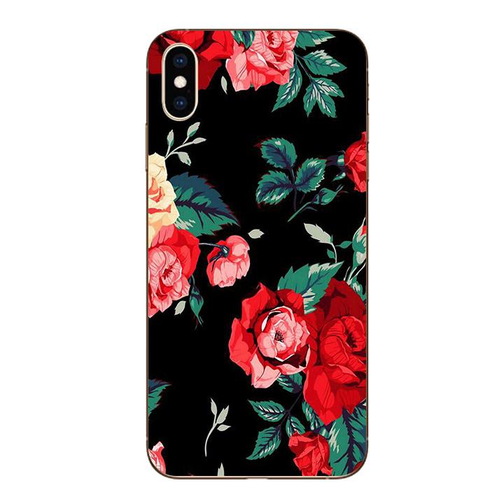 Ốp lưng dẻo cho Apple iPhone Xs Max _Flower - 1380635 , 8994311473009 , 62_6739525 , 200000 , Op-lung-deo-cho-Apple-iPhone-Xs-Max-_Flower-62_6739525 , tiki.vn , Ốp lưng dẻo cho Apple iPhone Xs Max _Flower