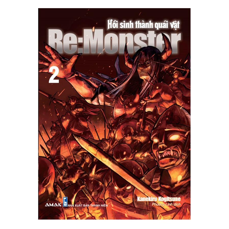 Monster - Hồi Sinh Thành Quái Vật (Tập 2) - 5265912 , 3193692015418 , 62_4501375 , 115000 , Monster-Hoi-Sinh-Thanh-Quai-Vat-Tap-2-62_4501375 , tiki.vn , Monster - Hồi Sinh Thành Quái Vật (Tập 2)