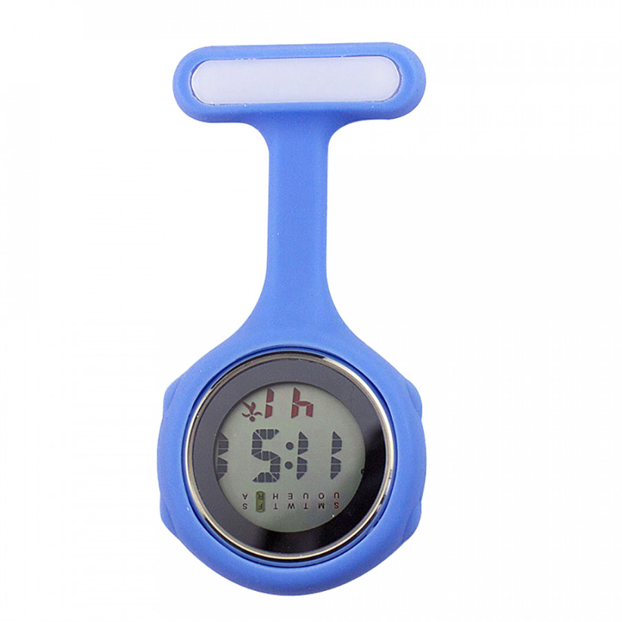 Silicone Multi-Function Watch Digital