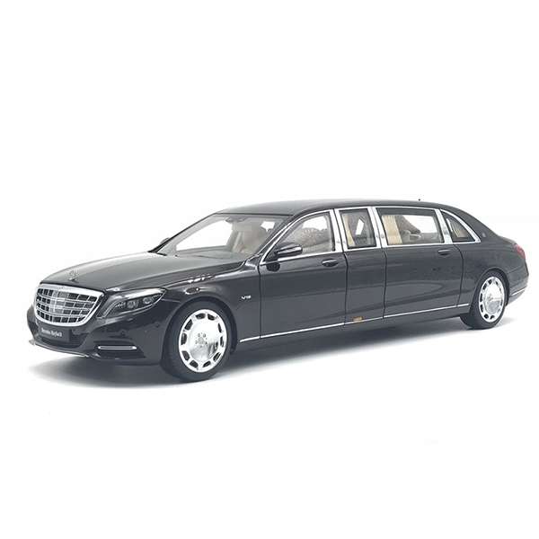 Xe Mô Hình Mercedes-Maybach S 600 Pullman Mh 1:18 Autoart - 76299 (Đen) - 991083 , 9163531092065 , 62_2623703 , 6240000 , Xe-Mo-Hinh-Mercedes-Maybach-S-600-Pullman-Mh-118-Autoart-76299-Den-62_2623703 , tiki.vn , Xe Mô Hình Mercedes-Maybach S 600 Pullman Mh 1:18 Autoart - 76299 (Đen)