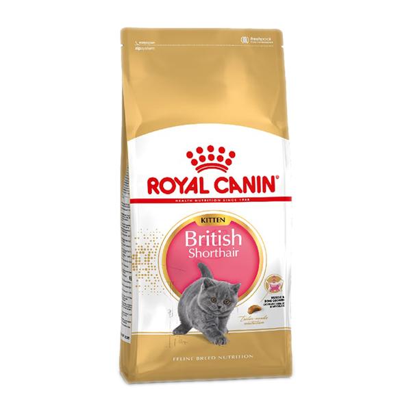 Thức Ăn Cho Mèo Royal Canin British Shorthair Kitten (400g)