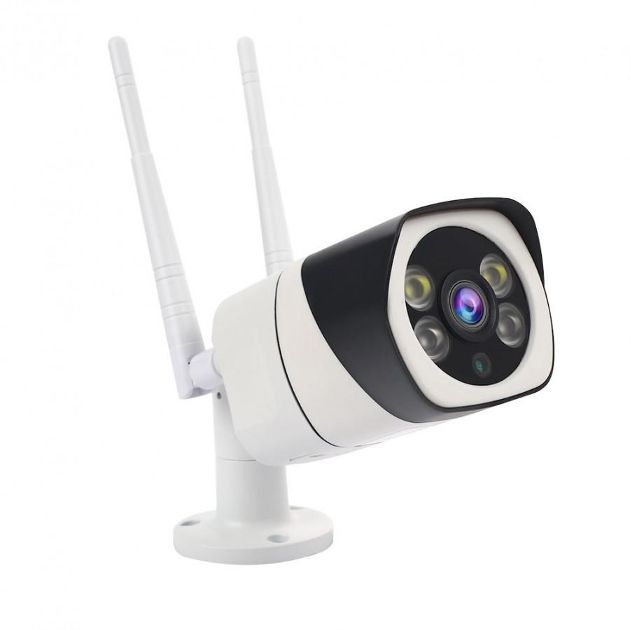 WIFI IP Camera Wireless Wifi Camera Waterproof Color Night Vision IR-CUT Outdoor Two-Way Audio