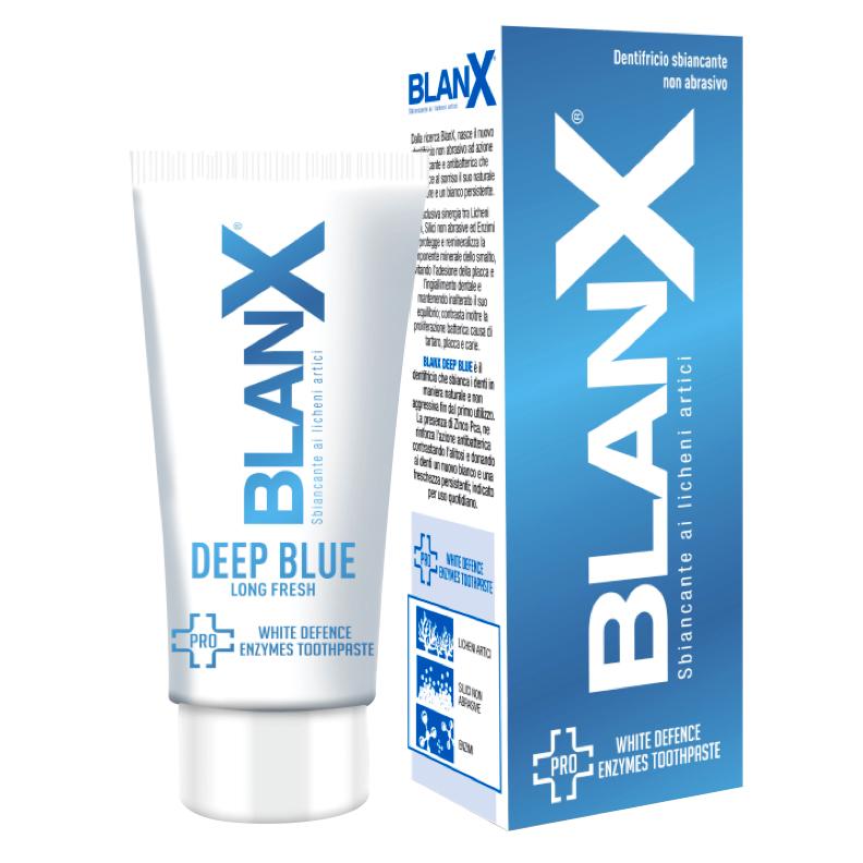 Kem Đánh Răng BLANX - PRO - DEEP BLUE 25 ml