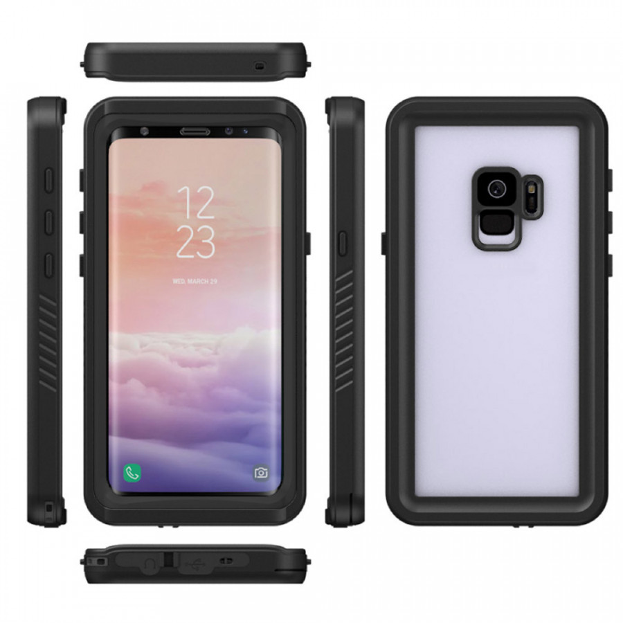 FS Universal Phone Case IP68 Waterproof Protective Phone Lightweight Portable Underwater Dry Case Cover for for Samsung