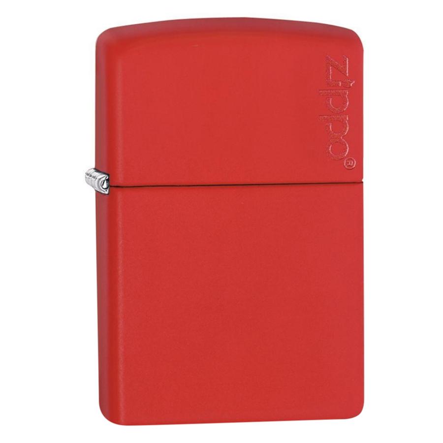 Bật Lửa Zippo Logo Đỏ