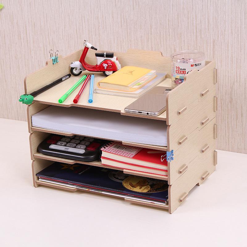 Kệ gỗ để bàn 4 tầng đựng tài liệu sách vở đồ dùng Homebi HB-KG02 (Vàng Gỗ) - 2241720 , 6537745962125 , 62_14388077 , 500000 , Ke-go-de-ban-4-tang-dung-tai-lieu-sach-vo-do-dung-Homebi-HB-KG02-Vang-Go-62_14388077 , tiki.vn , Kệ gỗ để bàn 4 tầng đựng tài liệu sách vở đồ dùng Homebi HB-KG02 (Vàng Gỗ)