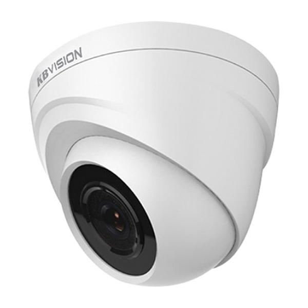 Camera HD CVI Dome 2.0 MP hồng ngoại 20m Kbvision KX-2012C4 - Hàng nhập khẩu