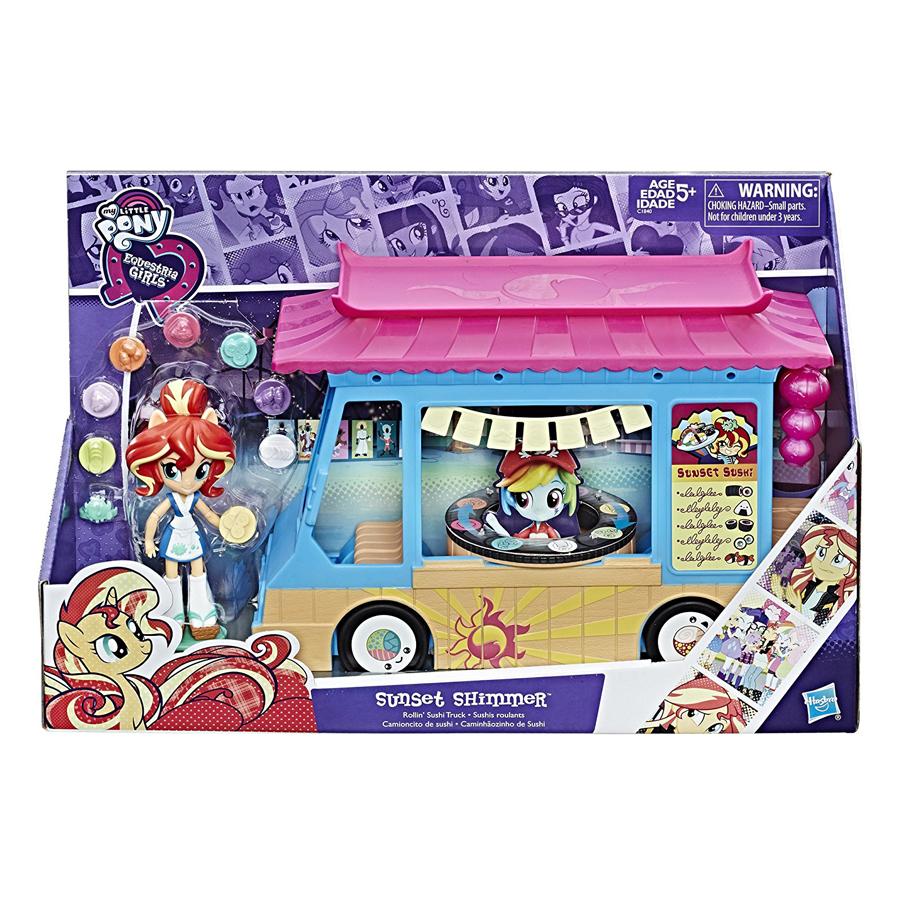 Mô Hình Equestria Girls Minis Vehicle And Doll My Little Pony C1840 - 9429901 , 2954607793538 , 62_895305 , 919000 , Mo-Hinh-Equestria-Girls-Minis-Vehicle-And-Doll-My-Little-Pony-C1840-62_895305 , tiki.vn , Mô Hình Equestria Girls Minis Vehicle And Doll My Little Pony C1840